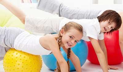 ورزش کودکان استثنایی