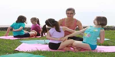 مدیریت استرس با ورزش یوگا