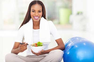 تغذیه بعد از ورزش