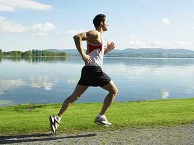 گرم کردن بدن در ورزش