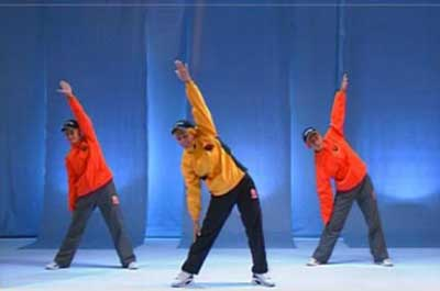ورزش ایروبیک