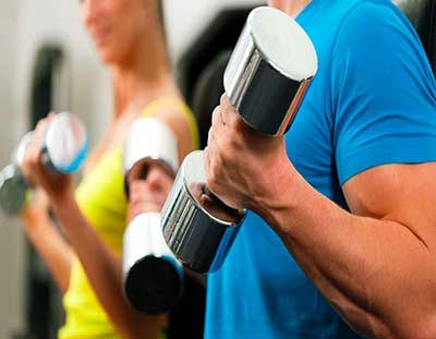 تمرین حرکات ورزشی