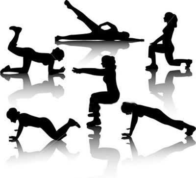 دورکردن استرس با ورزش