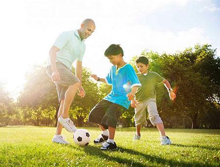 اهميت ورزش در زندگي