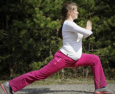 ورزش بارداری آسان, ورزش بارداری