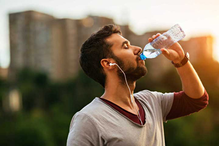 نوشیدن آب در کاهش وزن, آب برای لاغری
