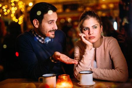 همسر دهن بین,شوهر دهن بین،رفتار با شوهر دهن بین