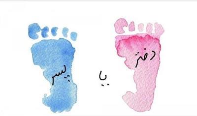 تشخیص جنسیت بچه,تعیین جنسیت جنین,تعیین جنسیت جنین به سبک ابن سینا