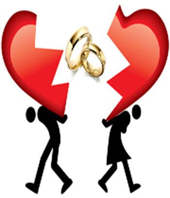 انواع طلاق,قوانین طلاق,حق طلاق برای زن