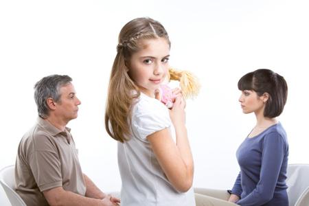 طلاق گرفتن,طلاق نگرفتن به خاطر فرزند ,مراحل طلاق گرفتن