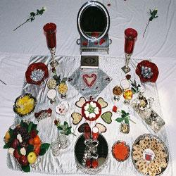 مراسم عقد و عروسی ایرانیان