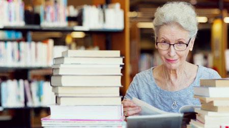 ادامه تحصيل سالمندان,سالمندان,مطالعه سالمندان