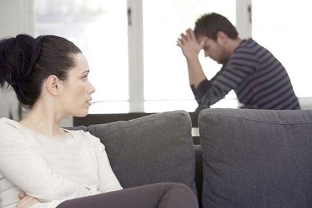 تنفر از همسر,تنفر از شوهر،تنفر از زن
