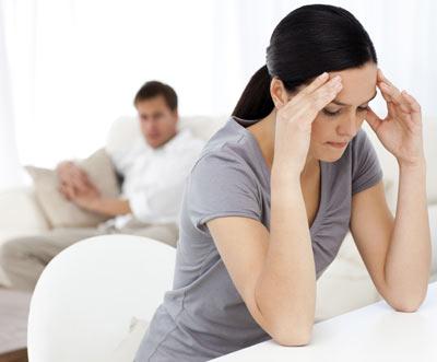 رابطه جنسی,رابطه زناشویی,علل کاهش میل جنسی زنان