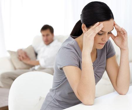 رابطه جنسی,ارگاسم زنان,به ارگاسم نرسیدن در رابطه جنسی