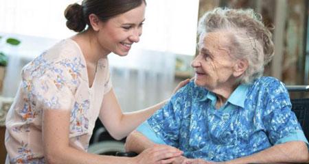 ارتباط برقرار کردن با سالمند,ارتباط با سالمند,رابطه با سالمند
