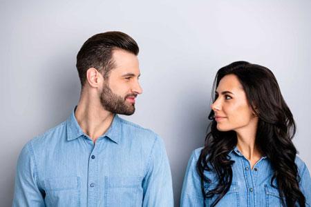 نشانه های دوست داشتن همسر,نشانه دوست داشتن واقعی همسر ,نشانه دوست داشتن در مردان