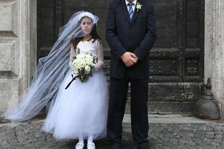 ازدواج در سن پايين،ازدواج در سن کم ،ازدواج کودکان