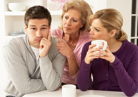 ترس مردان از مادر زن, ترس از مادر زن, فوبیای مادر زن