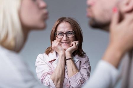 علت ترس از مادرزن, راه رهایی از فوبیای مادر زن, ترس از مادر همسر