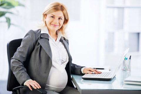 بارداری در زنان کارمند,بارداری در زنان شاغل,فعالیت اجتماعی زنان باردار