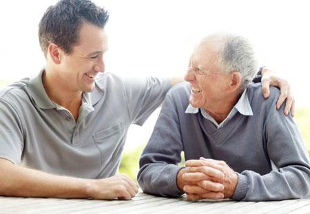 سالمندان,جایگاه سالمندان,رفتار با سالمندان