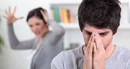 راهکارهای برخورد با همسر بی ادب, علت بی ادب بودن همسر, با شوهر بی تربیت چه کار کنم