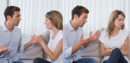علت بی ادب بودن همسر, با شوهر بی تربیت چه کار کنم, همسر بی ادب