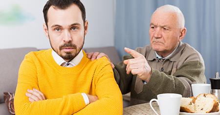 درمان منفی بافی در سالمندان, افکار منفی در سالمندان, نگهداری از سالمندان منفی باف