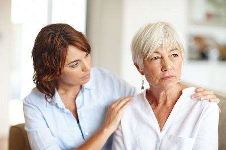عوامل منفی بافی در سالمندان, منفی بافی در سالمندان, دلایل منفی بافی در سالمندان