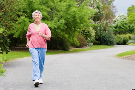 پیاده روی سالمندان,ورزش های مناسب برای سالمندان,سالمندان