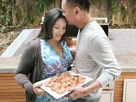 میگو در بارداری, فواید خوردن میگو در بارداری, مصرف میگو در سه ماهه سوم بارداری