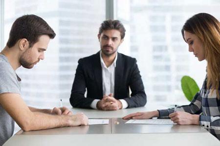 طلاق توافقی,مراحل طلاق توافقی,طلاق توافقی چیست