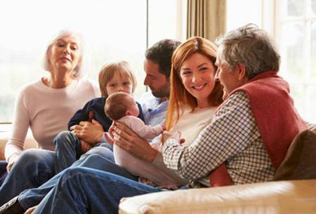 ارتباط با خانواده همسر, خانواده همسر, رفتار با خانواده همسر