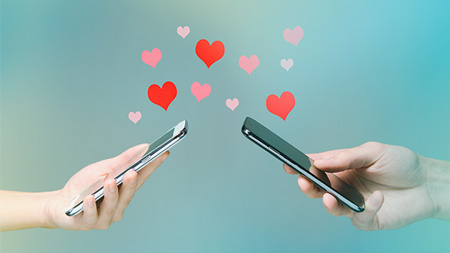 عشق مجازی, عشق مجازی چیست, عشق مجازی سالم
