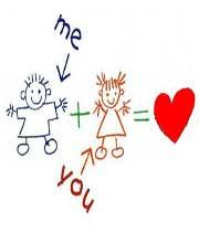 ارتباط عاشقانه,دوستی صمیمانه میان زن و مرد