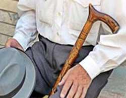 زندگی با سالمندان,فرد سالخورده