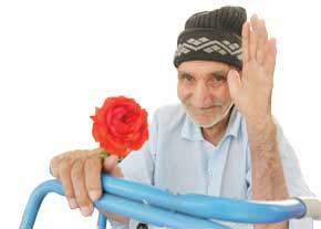 رفتار سالمندان,خانواده سالمندی,زوال مغز درسالمندان