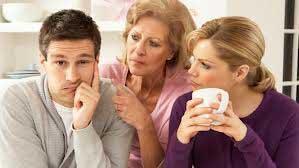 خانواده همسر,رابطه با خانواده همسر,زوج های جوان