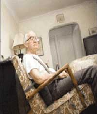 نگهداری از سالمندان ,سالمندان در خانه