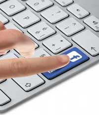 دوستهای اینترنتی, شبکه های اجتماعی,فیس بوک