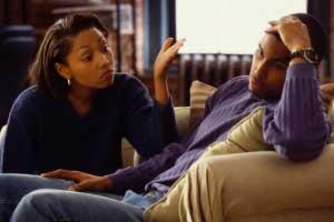 دعوای زن و شوهری, بی ارزش کردن همسر