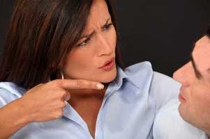 درگیری های زناشویی,بحث کردن با همسر,مشکلات زناشویی