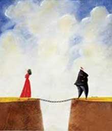 آشنایی و نامزدی,دوران نامزدی