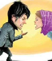 اختلاف های اول زندگی,عروس خانم ها,دوره نامزدی