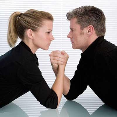 تعامل با همسر ,شیوه های تعامل با همسر,روابط زناشویى