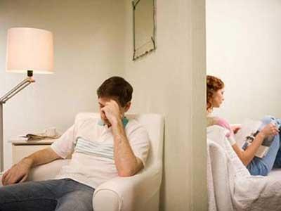 طلاق در شبکههای اجتماعی,طلاق عاطفی,جدایی عاطفی