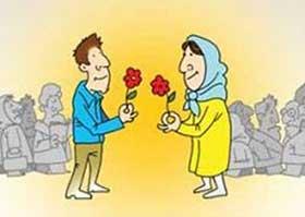 معیار ظاهری زوج ها,جذابیتهای ظاهری,جذابیتهای ظاهری زنان و مردان