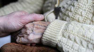 تنهایی , سالمندان ,مشکل سالمندان