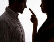 بحث با همسر ,مشکلات خانواده,مشکلات خانوادگی